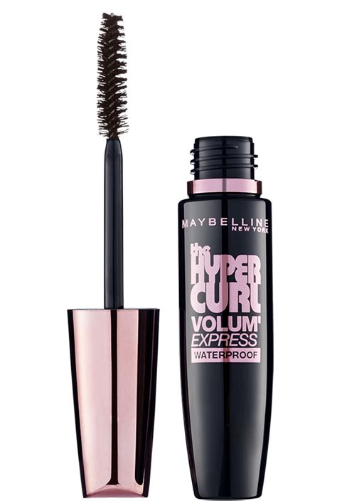 Mascara Mascara My by Volum Express The Hypercurl Mascara Maybelline Malaysia