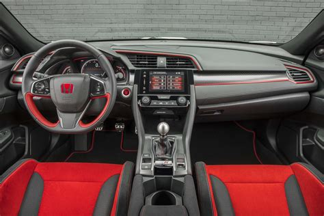 Type R Interior by 2017 Honda Civic Type R Review Driving The Most Powerful