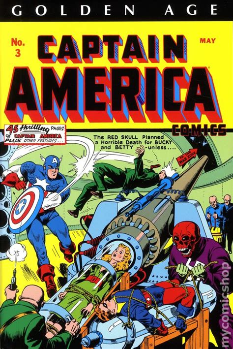 Captain America Sentinel Of Liberty Hc Marvel Comics golden age captain america omnibus hc 2014 marvel comic