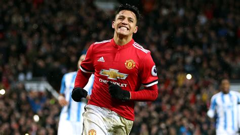 alexis sanchez man u persistence pays off for alexis sanchez as man united