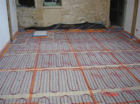 Plafond Chauffant électrique by Chauffage Au Sol Electrique Chauffage Lectrique Au Sol