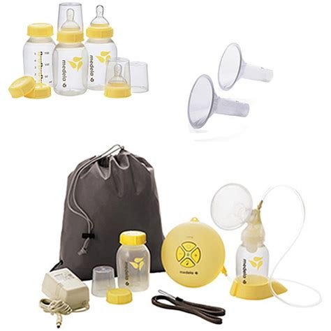 medela swing accessories medela swing breastpump w accessories value bundle