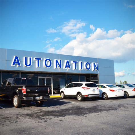 Autonation Ford by Autonation Ford Lincoln Union City In Union City Ga 30291