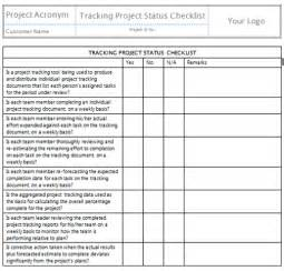 Sle Project Management Plan Template by Project Status Tracker Pictures To Pin On