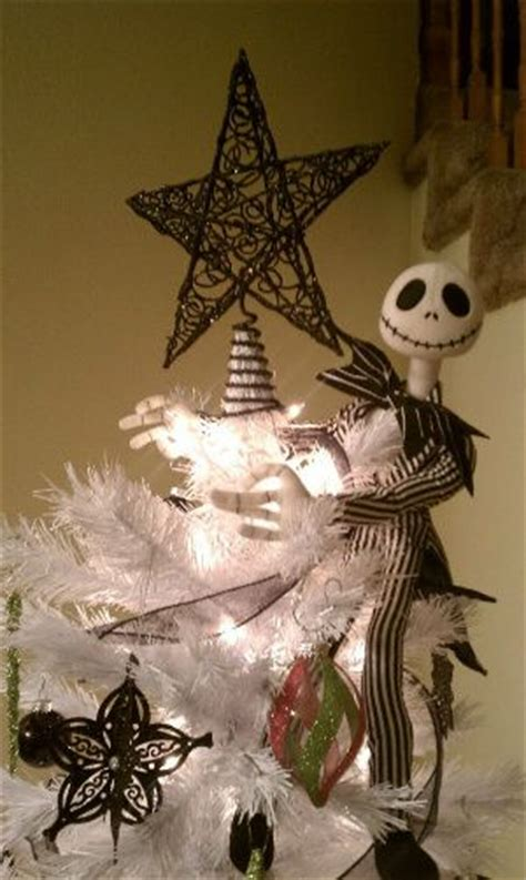 nightmare before christmas tree topper 262 best nightmare before images on gourd skellington and