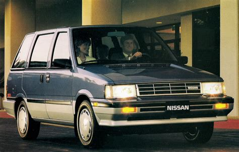 nissan stanza wagon the 3 strangest looking vehicles of 1986 the daily drive