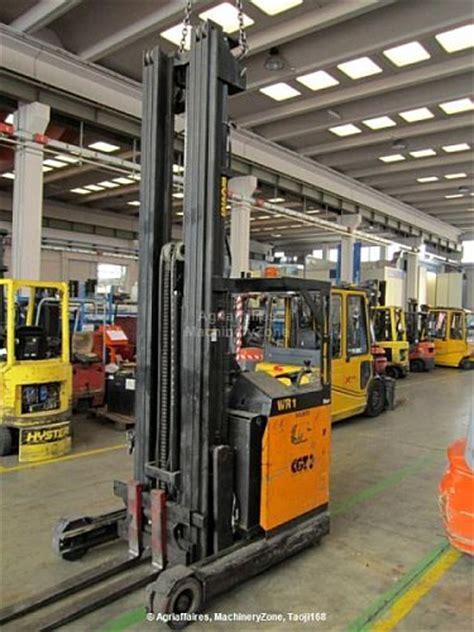 Distributor Reach Truck Murah used and new reach trucks machineryzone europe