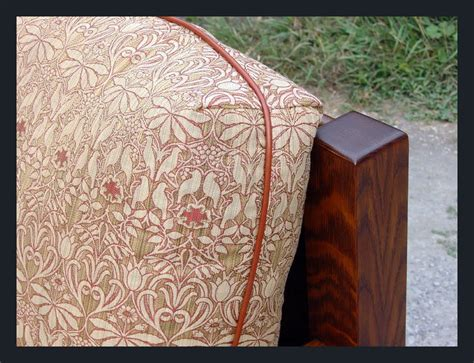 craftsman style upholstery fabric voorhees craftsman mission oak furniture limbert style