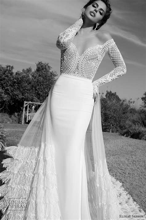 elihav sasson  wedding dresses wedding inspirasi