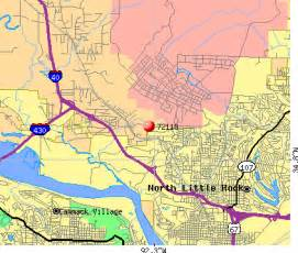 Little Rock Zip Code Map by North Little Rock Arkansas On The Map 2016 Rachael Edwards
