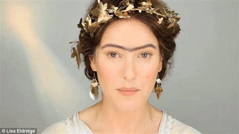 greek hairstyles history makeup guru lisa eldridge recreates the best and worst