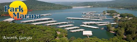 park marina boat rentals lake allatoona lake allatoona best in boating lake lanier allatoona