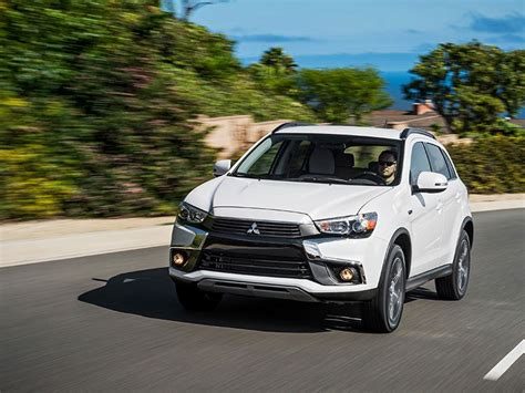 mitsubishi outlander sport road 2016 mitsubishi outlander sport road test and review