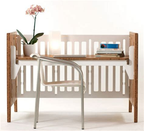 Cot Or Crib by Home Dzine Craft Ideas Re Purpose A Cot Or Crib