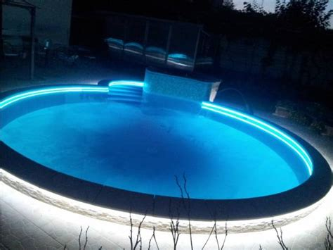 illuminazione piscine illuminazione a led piscina