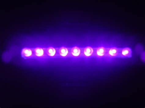 purple led light bar diy12v purple led lighting light bar for snake lizard ebay