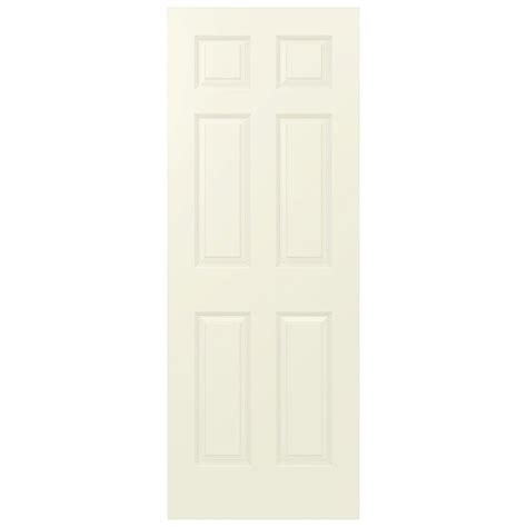 masonite 32 in x 80 in winslow primed 3 panel solid