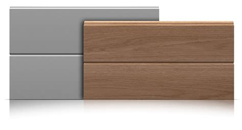 pannelli per portoni sezionali portoni sezionali superficie doga centrale marcegaglia