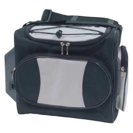 cooler bag walmart roadpro rp12sb cooler bag soft sided 12v walmart