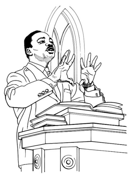black history mking coloring pages