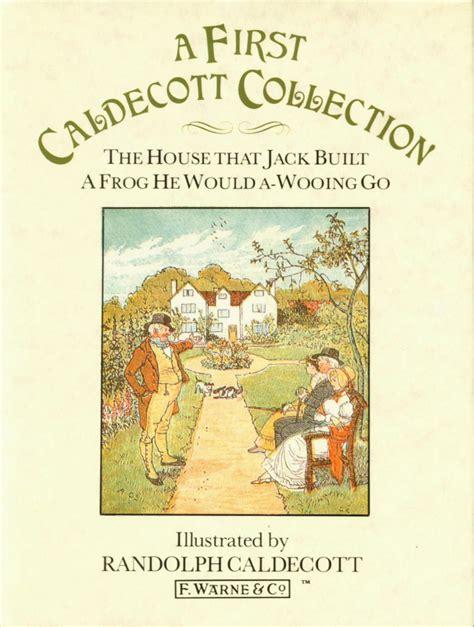 randolph caldecott picture books works by randolph caldecott
