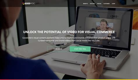 goodvidio review visual commerce solution for product