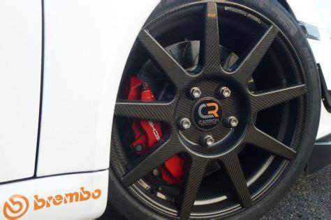Carbon Rad Lackieren by Ronal Carbon Felgen F 252 R Sportwagen Autobild De