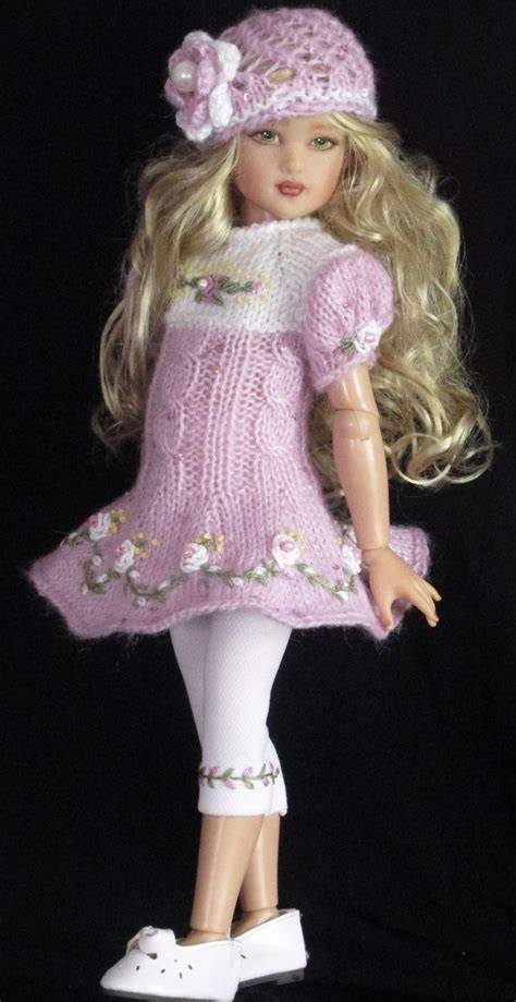 Handmade Dolls Clothes - 17 best images about helen kish dolls on coats