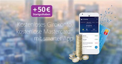 bank startguthaben o2 banking 50 startguthaben f 252 r kostenloses konto ohne