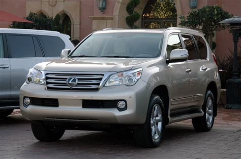 toyota lexus 2010 toyota halts sales of the lexus gx 460 automotorblog