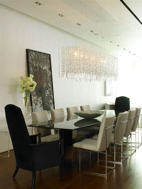 Contemporary Dining Chandelier Modern Dining Room Chandelier Houzz