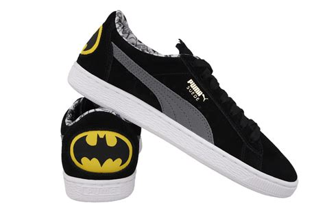 batman sneakers for s shoes sneakers suede batman jr 361254 01