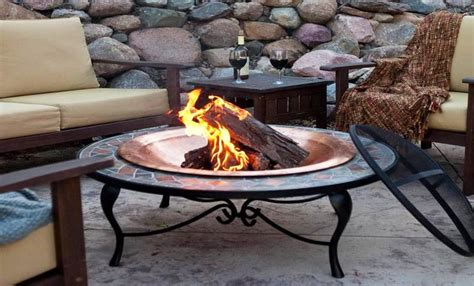 table top gas pit how to tabletop pit kit diy roy home design