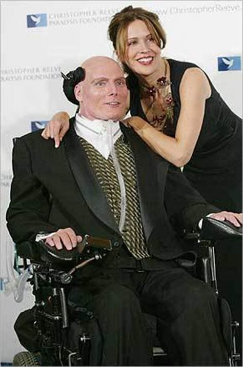 christopher reeve education celebrities and politicians stricken with diseases