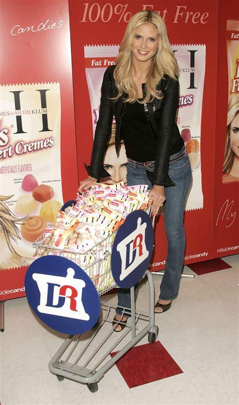 Heidis Favorite Candies by Heidi Klum In Heidi Klum Launches Quot My Favorite Candies