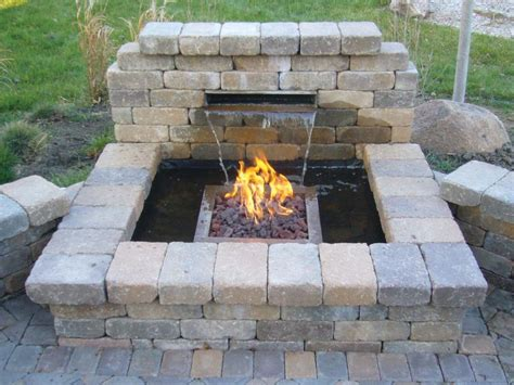 fuels backyard get together diy waterfall pictures waterfall water feature
