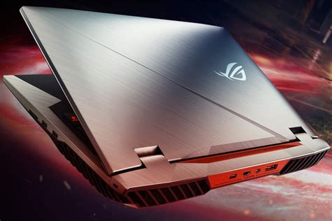 Laptop Asus Rog November the monstrous rog g703 asus laptop could easily chew through your pc