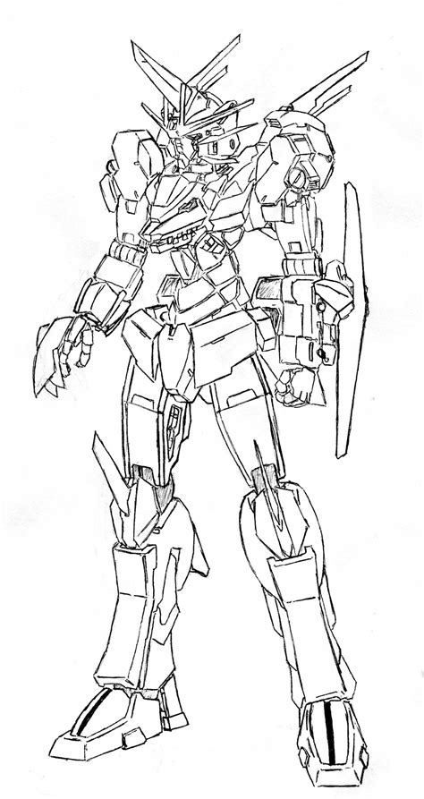 Gundam Plank custom lineart request thread ver 6 0 page 18 mecha talk
