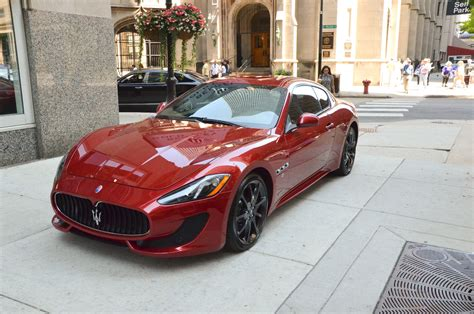 gold maserati granturismo 2014 maserati granturismo stock m153 for sale near