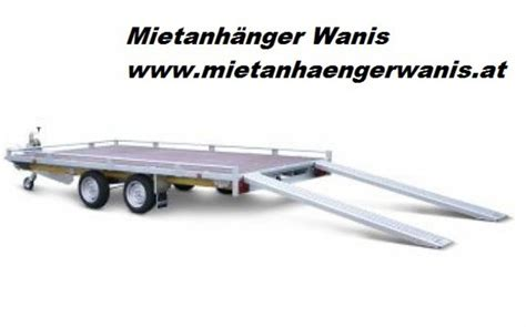 Anh Nger Mieten Wien by Mietanh 228 Nger Bezirk G 228 Nserndorf Anh 228 Nger Vermietung