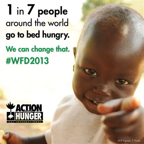 should you go to bed hungry 1000 images about world food day every day on pinterest
