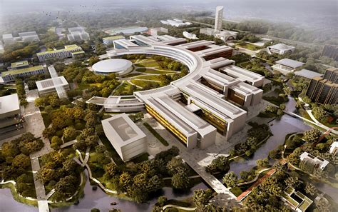henn unveils design  chinas  private elite university