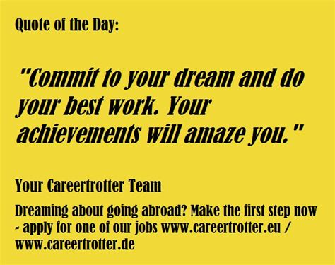 34 best career related quotes of the day images on