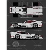Asphalt Modified Template  SRGFXcomSchool Of Racing Graphics