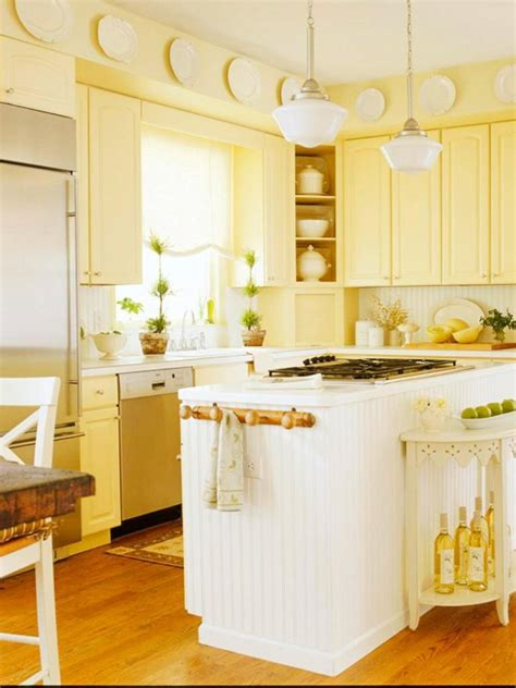 bright kitchen ideas 15 bright and cozy yellow kitchen designs rilane