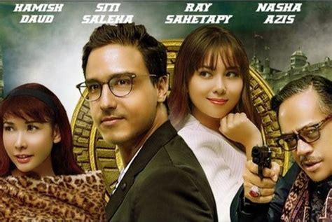 new film laga indonesia hamish daud kembali bintangi film laga pt kontak perkasa