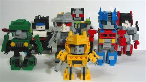 Bricks Robot 4 In 1 Combination Transform Toys Mainan Lb058 mini bricks transformers cuusoo wiki fandom powered by