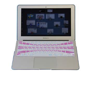 Ipearl Macbook Air 11 Colorful Keyboard Skin Purple 1 keyboard skin cover
