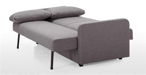 weston sofa bed weston sofa bed in basalt grey made com