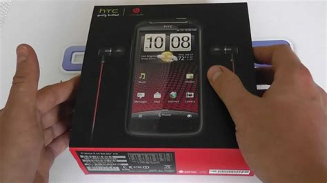 Hp Htc Sensasion Xe htc sensation xe with beats audio z715e android smartphone unboxing